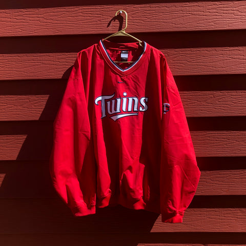 Minnesota Twins Windbreaker