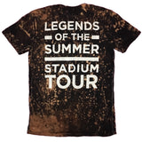 Legends Of The Summer Tour Tee (L)