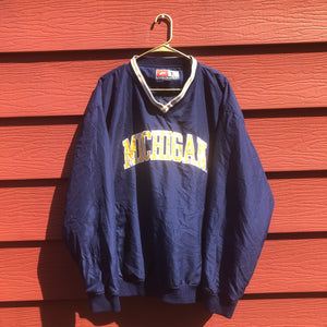 Michigan Windbreaker