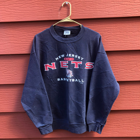New Jersey Nets Crewneck