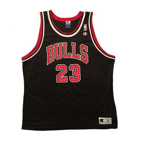 Chicago Bulls Champion Jersey (L)