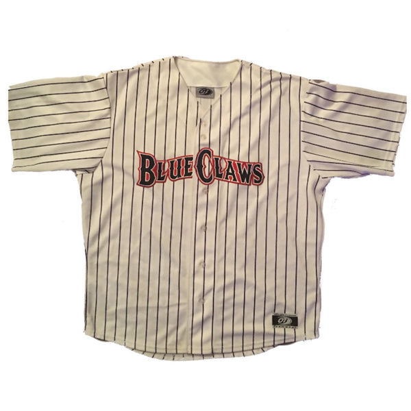 Lakewood BlueClaws Jersey (L)