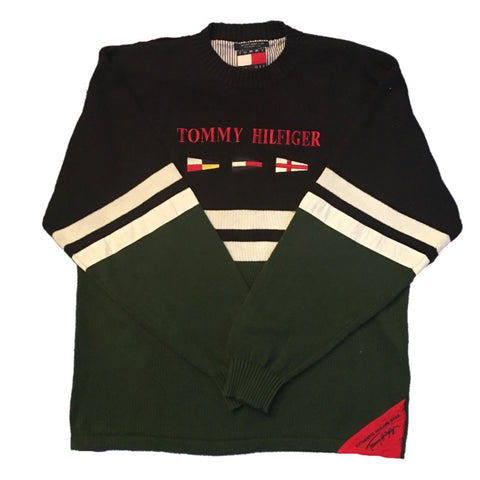 Tommy Hilfiger Sailing Gear Sweater (L)