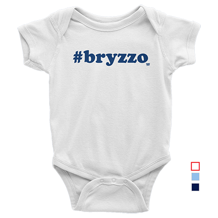 BRYZZO - Kris Bryant - Anthony Rizzo - Chicago Cubs - Baby
