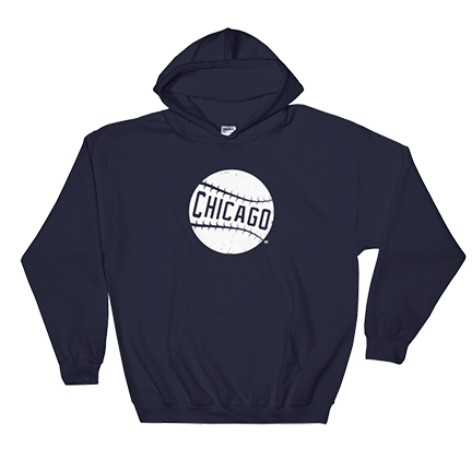Chicago Baseball - Cubs - Hoodie
