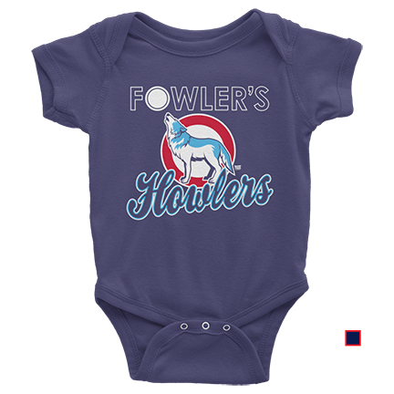 Baby - Fowlers Howlers - Dexter Fowler