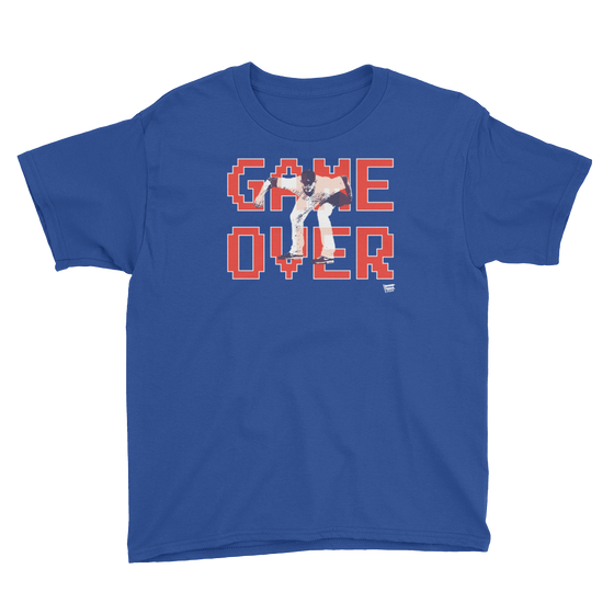 Game Over - Craig Kimbrel - Chicago Cubs - Kids