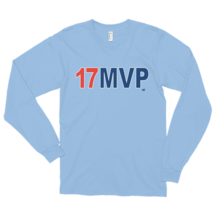 MVP - 17 - Kris Bryant - Long Sleeve