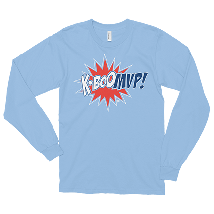 MVP - KBOOM - Kris Bryant - Long Sleeve