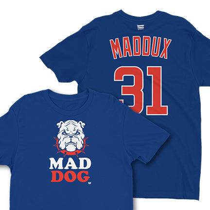 Mad Dog - Greg Maddux - Chicago Cubs