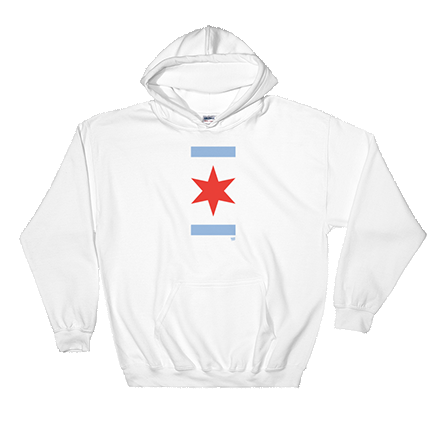 Chicago Star - Cubs World Series - Hoodie