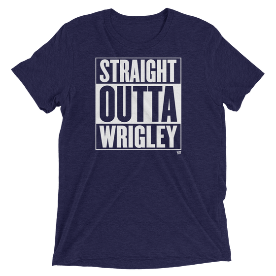 Straight Outta Wrigley - Chicago Cubs