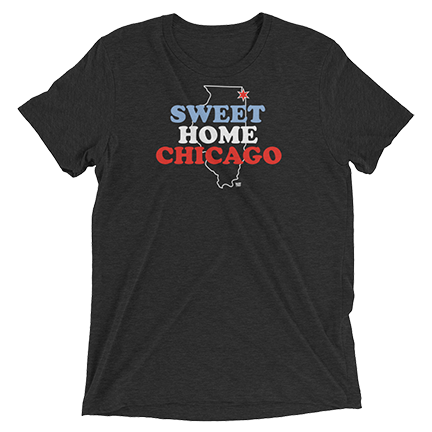 Sweet Home Chicago - Wrigley Series - Chicago Cubs