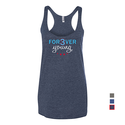 Womens - Forever Young - David Ross - Tank
