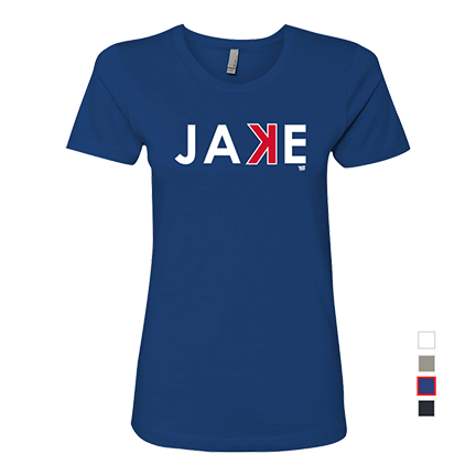 Womens - Jake Arrieta Strikeout