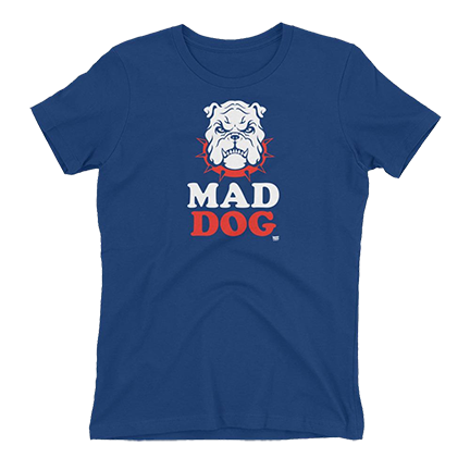 Mad Dog - Greg Maddux - Chicago Cubs - Womens
