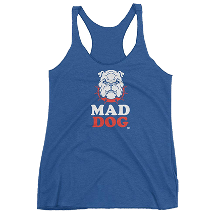 WOMENS - Mad Dog - Greg Maddux - TANK