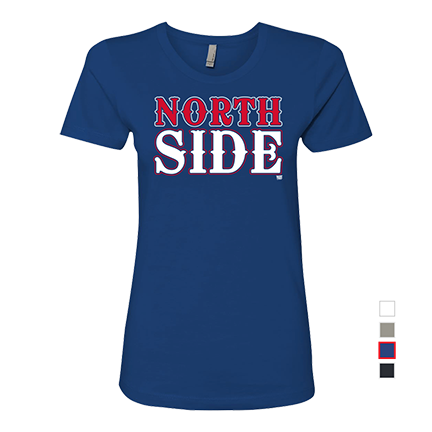 North Side - Chicago Cubs - Womens