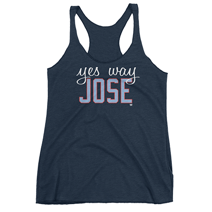 Womens - Yes Way Jose - Jose Quintana - Tank