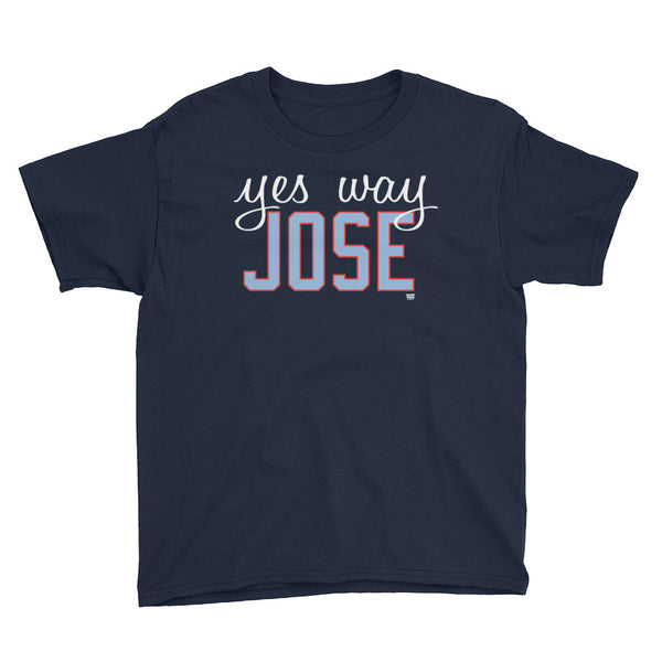 Kids - Yes Way Jose - Jose Quintana