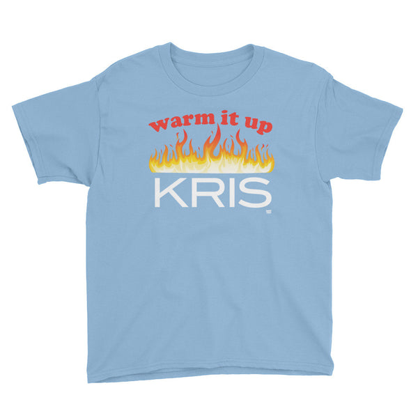 Kids - Warm It Up Kris - Kris Bryant