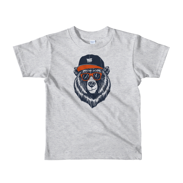 Bear Head - Hat - Chicago Bears - Kids