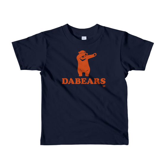 DABEARS - Da Bears - Chicago Bears - Kids