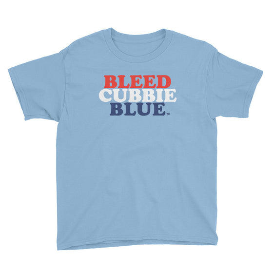 Bleed Cubbie Blue - Chicago Cubs - Kids