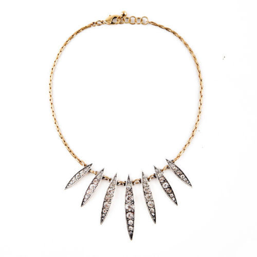 Lucky 7's Statement Necklace - BellaBijoux
