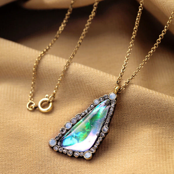 Ocean Reef Pendant Necklace - BellaBijoux