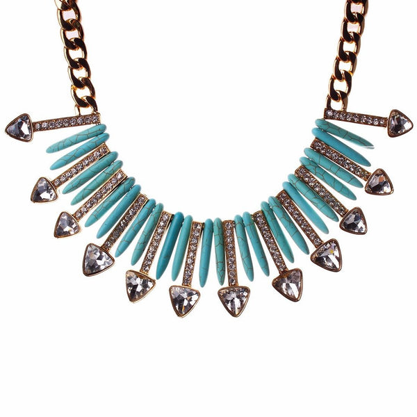 Atlantis Collar Necklace - BellaBijoux