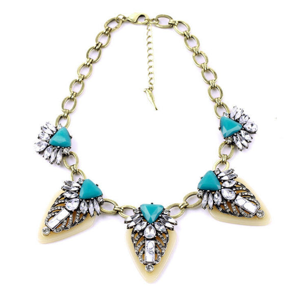 Aruba Statement Necklace - BellaBijoux