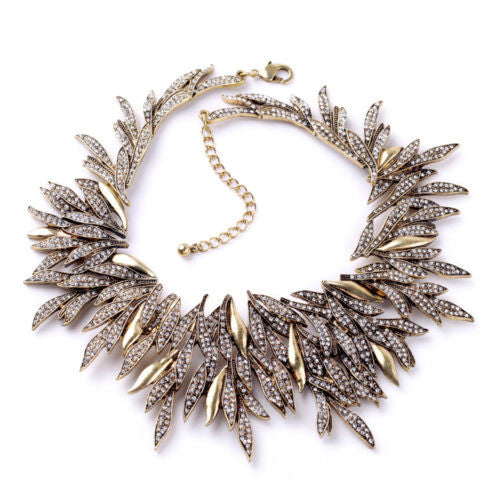 DeVine Statement Necklace - BellaBijoux