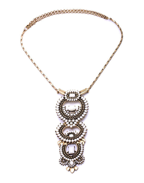 Goddess Vintage Convertible Necklace - BellaBijoux