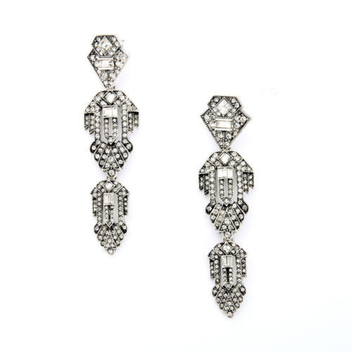 Lexi Chandelier  Earrings - BellaBijoux