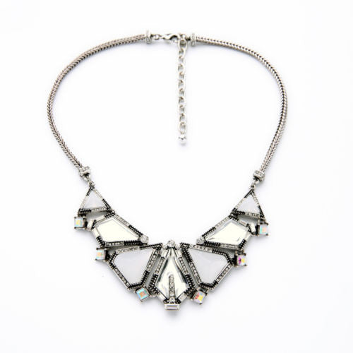 Luxe Ice Necklace - BellaBijoux