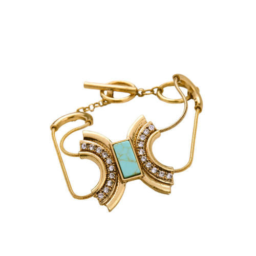 Mandalay Toggle Bracelet - BellaBijoux