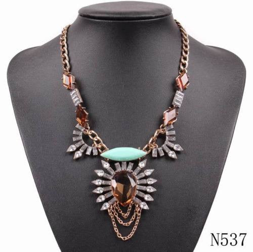 Mariah Statement Necklace - BellaBijoux