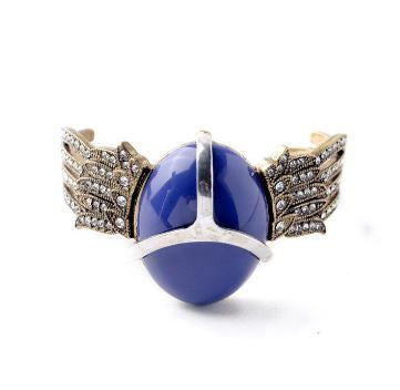 Evening Flight Cuff Bracelet - BellaBijoux