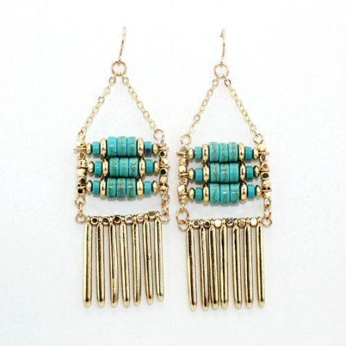 Beachy Keen Earrings - BellaBijoux