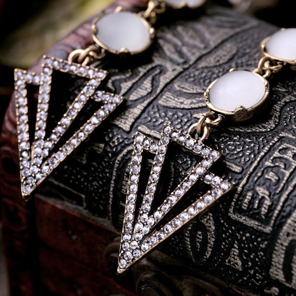 Cairo Drop Earrings - BellaBijoux