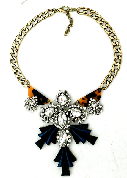 Sophia Statement Necklace - BellaBijoux