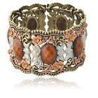 Autumn Bloom Vintage Bracelet - BellaBijoux