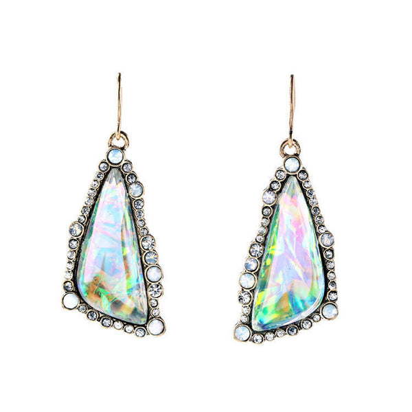 Ocean Reef Drop Earrings - BellaBijoux