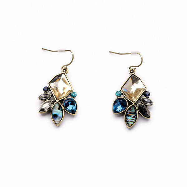 Liza Drop Earrings - BellaBijoux