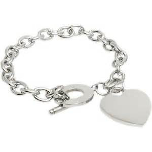 Timeless Heart and Toggle Bracelet - BellaBijoux