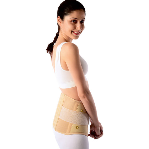 New Sacro Lumbar Belt With Side Straps