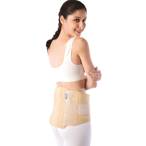 New Contoured Sacro Lumbar Belt With Side Straps