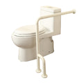 Grab Bar With Floor Support 75 Cm