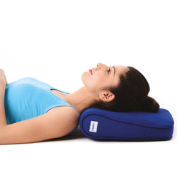 Cervical Pillow - Deluxe Upholstry Cover